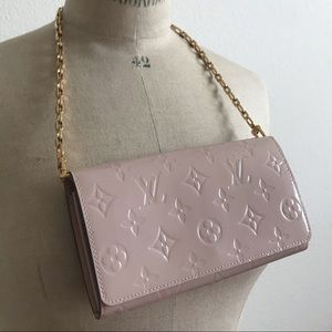 Louis Vuitton Sarah Chain Vernis Monogram bag